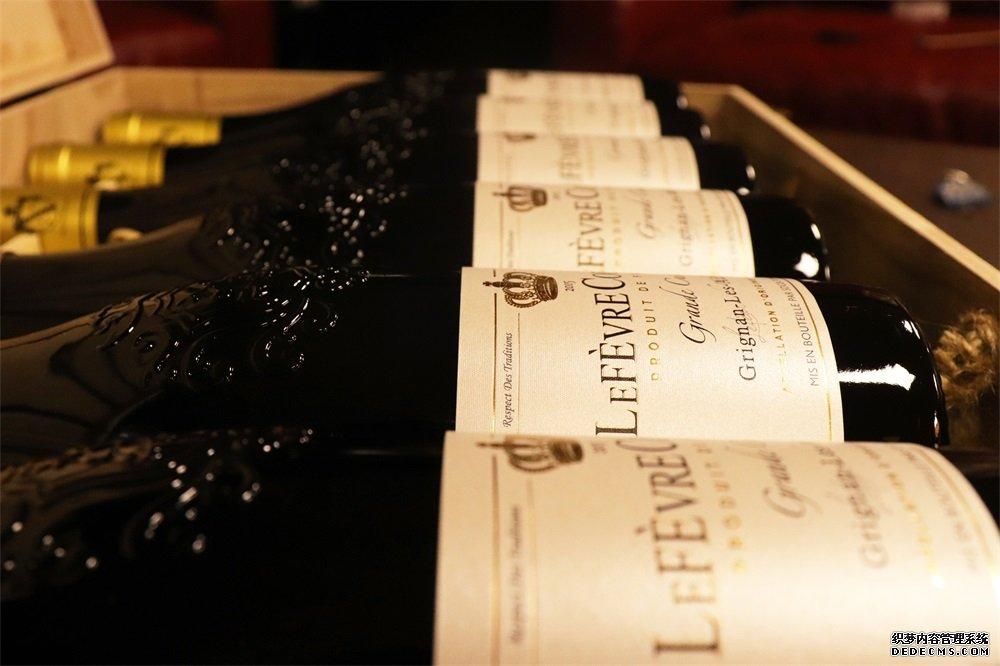 法国红酒批发生意怎样开展适合